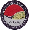 Sarang Helicopter Display Team - Indian Air Force